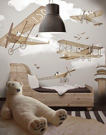 Applied Wallpaper - http://centophobe.com/applied-wallpaper-2/
