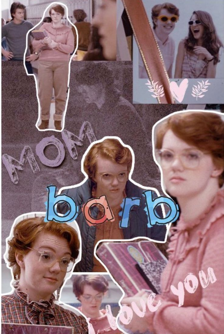 Never forget Barb / Stranger Things