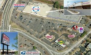 Burke Village Center Shopping Center - 9566 Burke Rd, Burke, VA 22015, Springfield / Burke Submarket, Fairfax County, Northern Virginia