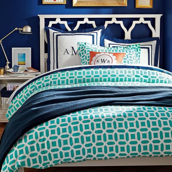 1000 ideas about blue bed covers on pinterest