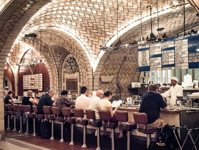 Grand Central Oyster Bar| AFAR.com
