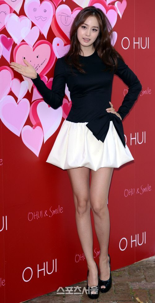 seriously how can one be so perfect?? kim taehee