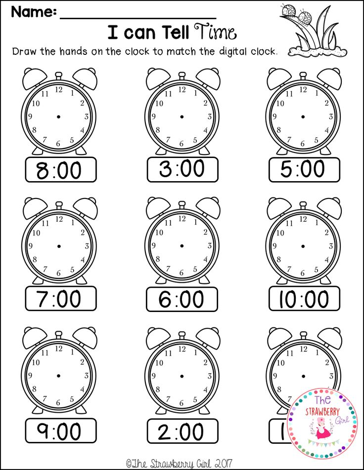 70 best telling time resources on tpt images on pinterest telling time math activities and. Black Bedroom Furniture Sets. Home Design Ideas