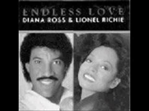 Diana Ross & Lionel Richie - Endless Love (Our wedding song and it's just as meaningful now as it was then!)