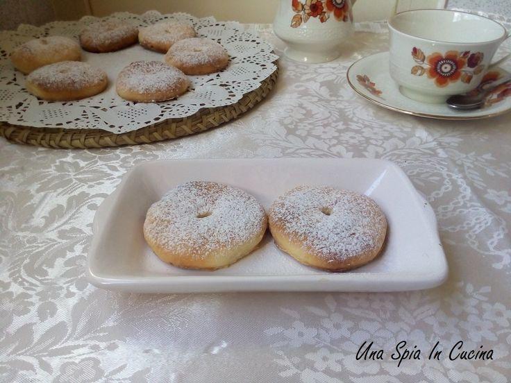 Biscotti alla panna adatti all'inzuppo