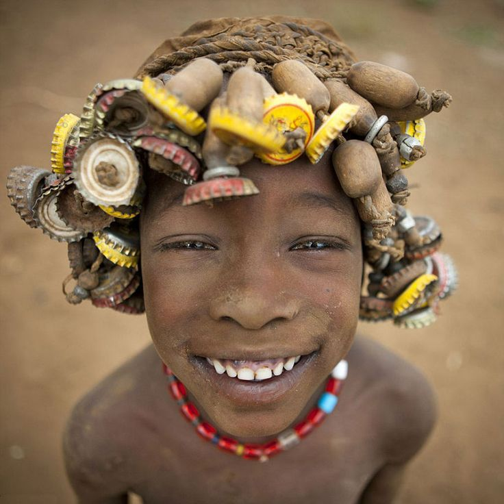 Ethiopian People by Eric Lafforgue