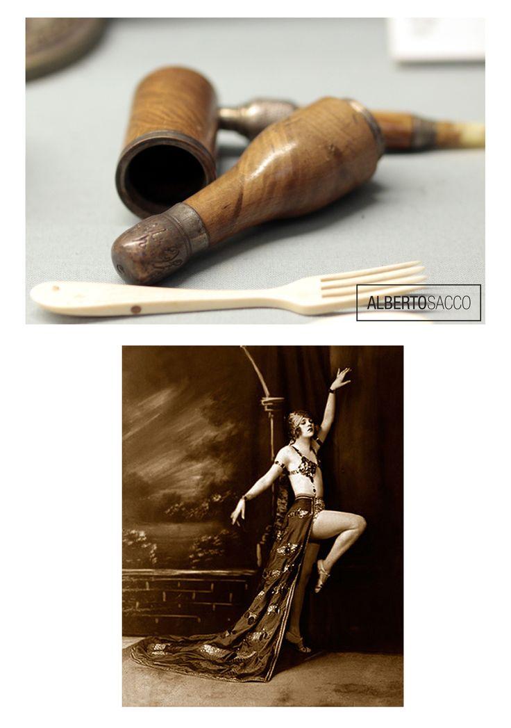 #Precinema + 18 #Stanhopes piccoli oggetti di Età #Vittoriana che contengono al loro interno piccole fotografie di nudi. ( Visto il contenuto del post, abbiamo optato per un'immagine meno pruriginosa! ) Foto: Alberto Sacco