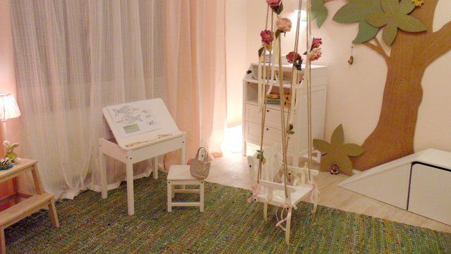 Zuhause im Glück - Folge 205 - Basteltipp - Kinderschaukel