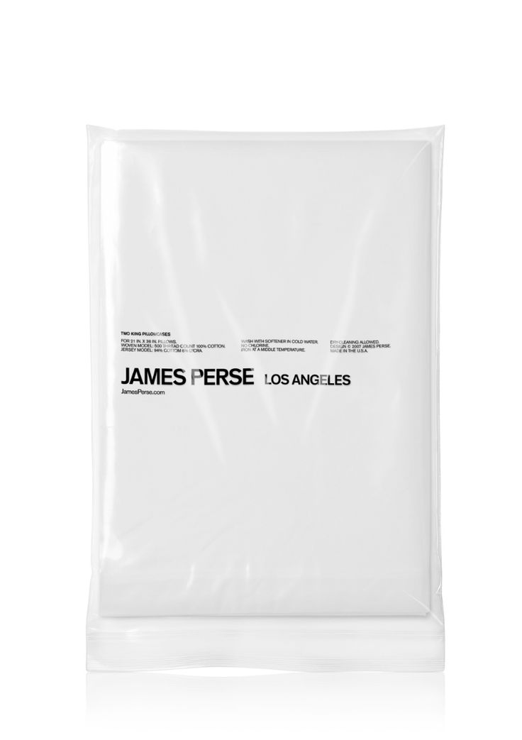 """James Perse / Marc Atlan Design"""
