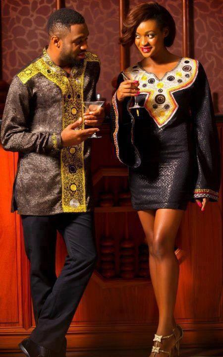 Modern African fashions: