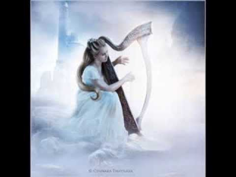 Harp Music Tibetan - Celestial Relaxing 432 hz Strings Solo Playlist for Study, Concentrate and Yoga - YouTube