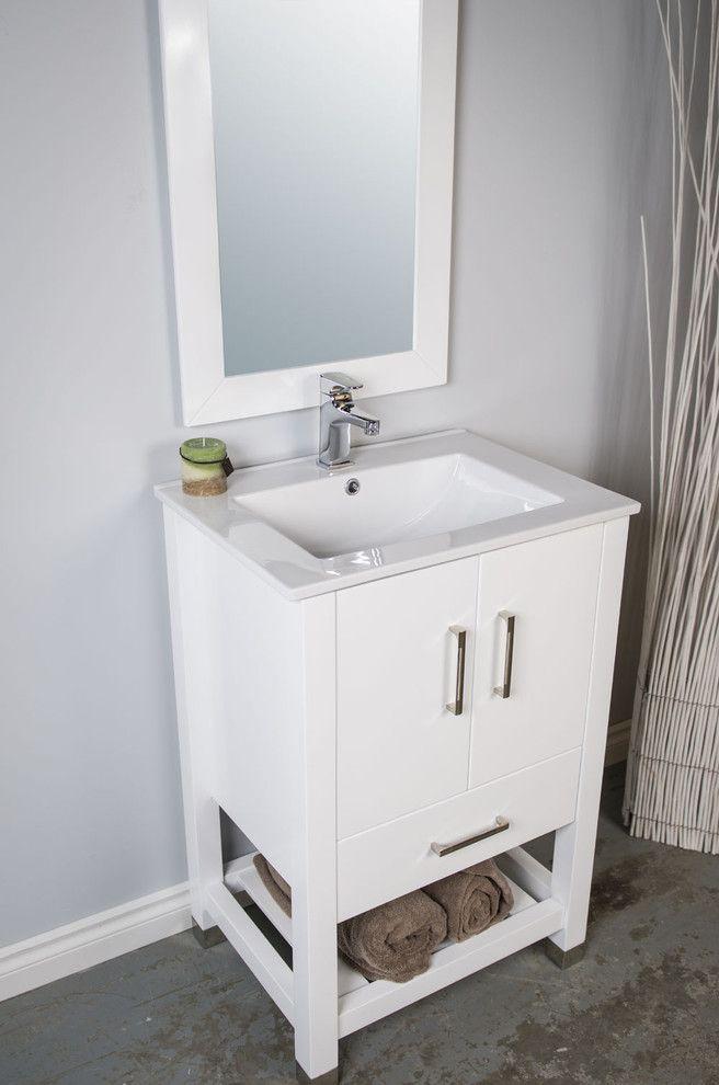 25+ Best Ideas About 24 Inch Bathroom Vanity On Pinterest