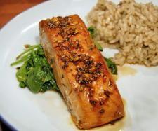 Recipe Honey soy salmon Varoma style by monicaih - Recipe of category Main dishes - fish