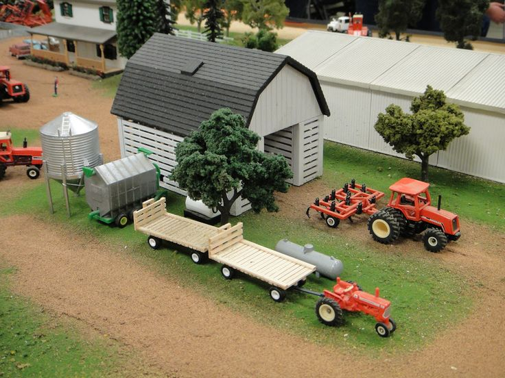 17 best images about farm layout on pinterest models for 1 64 farm layouts