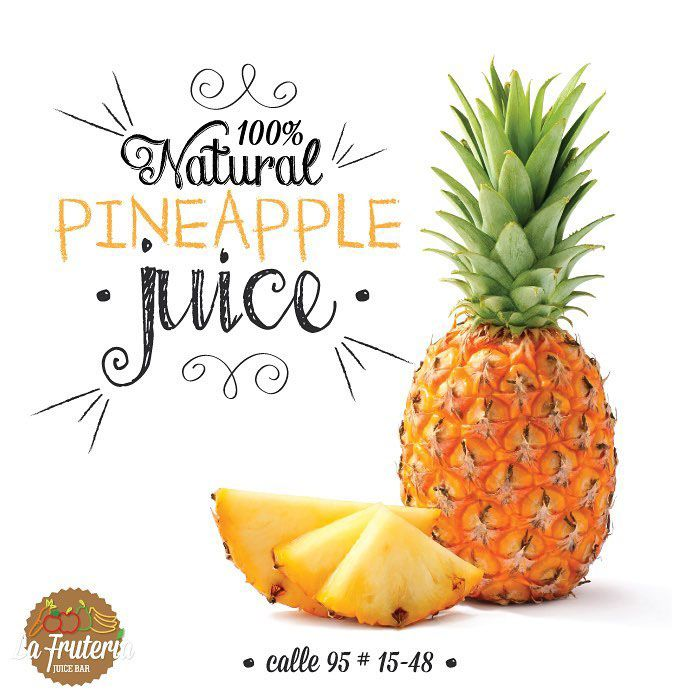 La Fruteria JuiceBar es una empresa colombiana de comida saludable, con especialidad en jugos: smoothies y bebidas detox. Como agencia manejamos sus redes sociales creando contenidos graficos, campañas publicitarias y marketing digital.Como publicista …