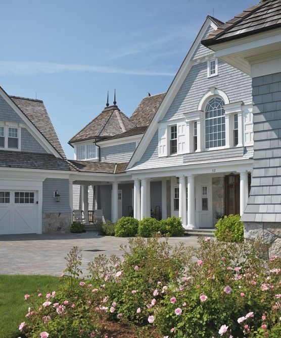 1000 ideas about cape cod exterior on pinterest cape for Saltbox house additions