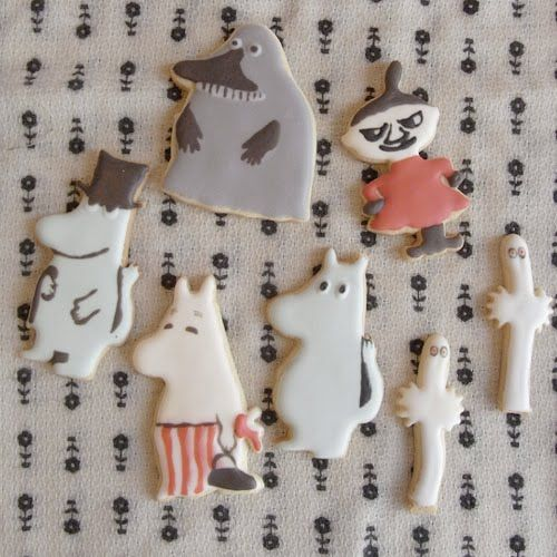 Moomin biscuits = happiness