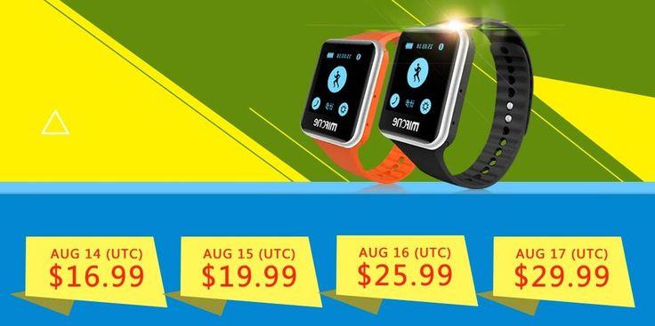 Gearbest : Best Deals on Mifone W15 Smartwatch