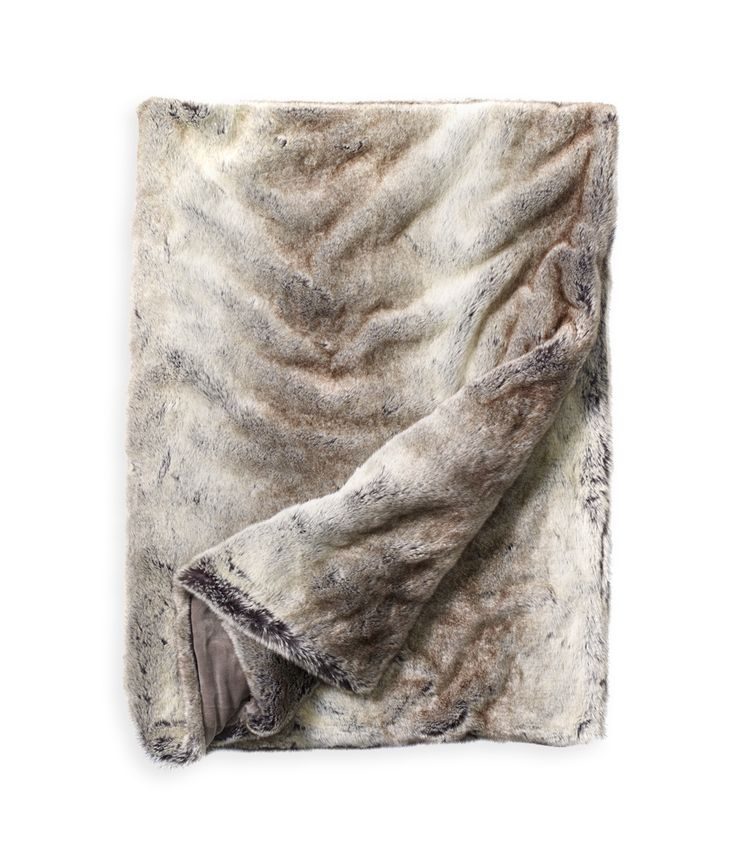 Whistler Throw Wolf By Newport Collection