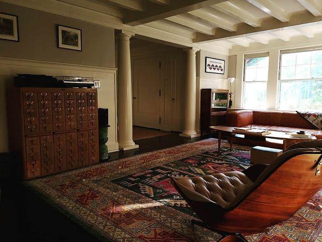 Home Interior Design Living Room In 1911 Home In Boston Ma