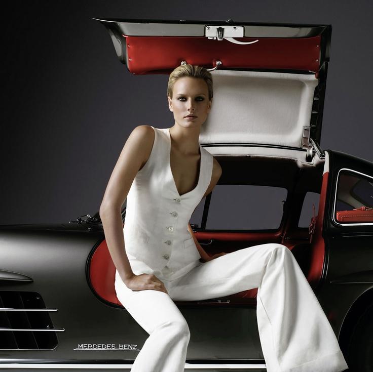 Mercedes 300SL - Fashion Week