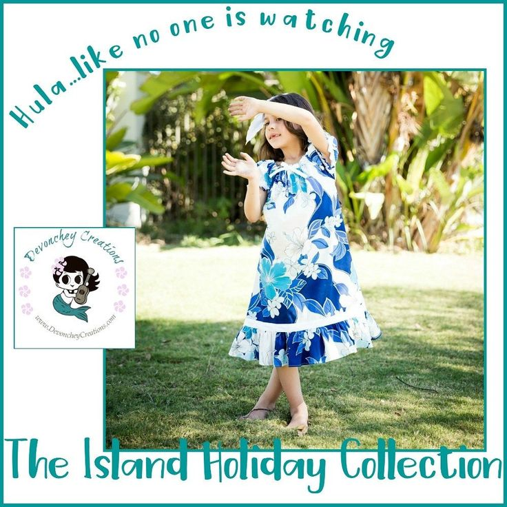 Feel your ALOHA...with the Island Holiday Collection by Devonchey Creations 🌴