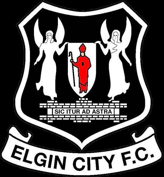 Elgin City crest.