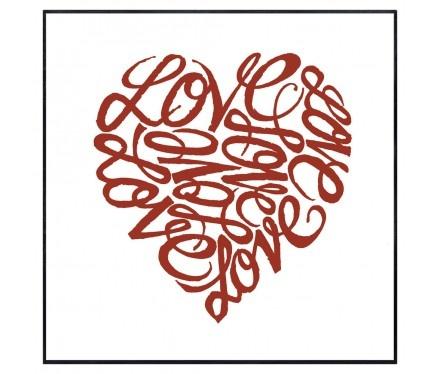 valentine heart equation