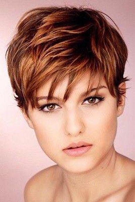 Modèle cheveux courts 2016 Plus