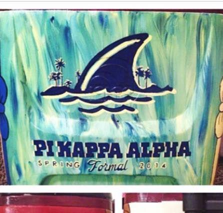 Pike Pi Kapp Alpha, streaks