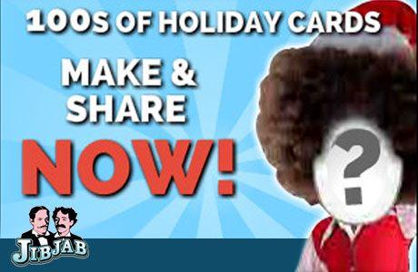 Jib Jab FREE Holiday eCards!!