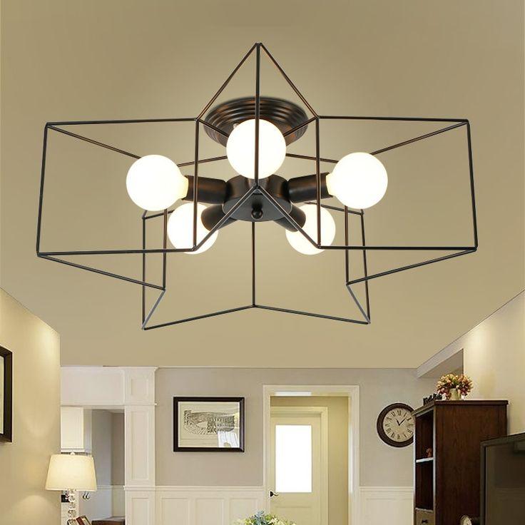 1000+ Ideas About Led Ceiling Light Fixtures On Pinterest