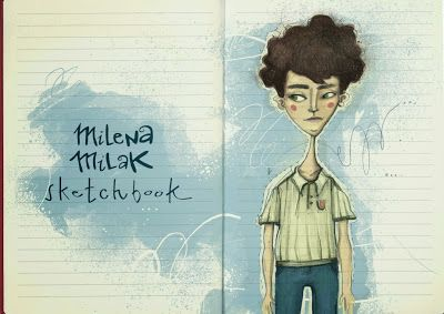 milena milak: sketchbook