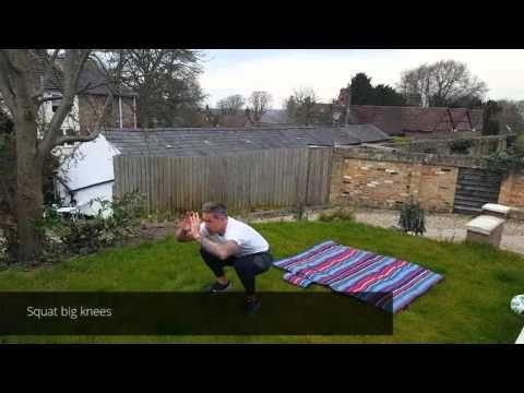 Metafit Combat Matrix - YouTube