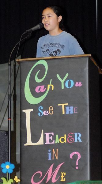 Leading the way: Brookhill Elementary School holds Leadership Day » Lifestyle » The News Courier in Athens, Alabama
