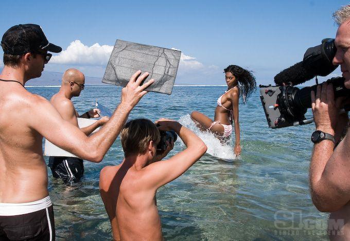 Jessica White - Sports Illustrated Swimsuit 2008 Location: Maui, Hawaii, United…