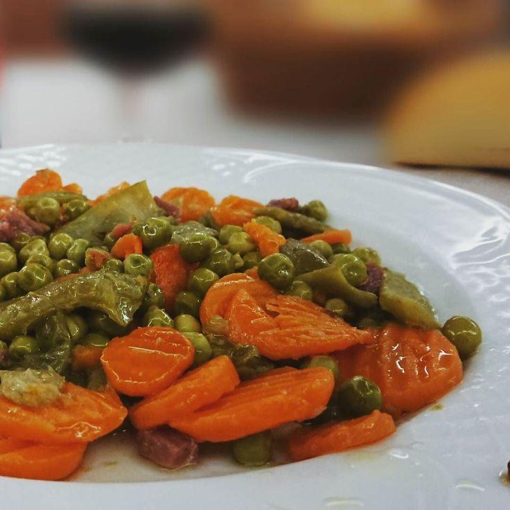 Menestra de verduras #comidasaludable #delimoments