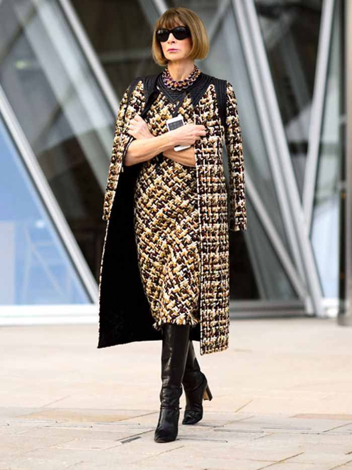 Anna Wintour on How to Be the Best Boss Possible via @WhoWhatWear
