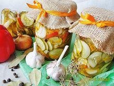 Ala piecze i gotuje: Sałatka z ogórków i papryki