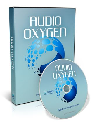 Audio Oxygen: Digital Oxygen Therapy For Oxygenating the Brain and Body... I Am Infinite Eternal...