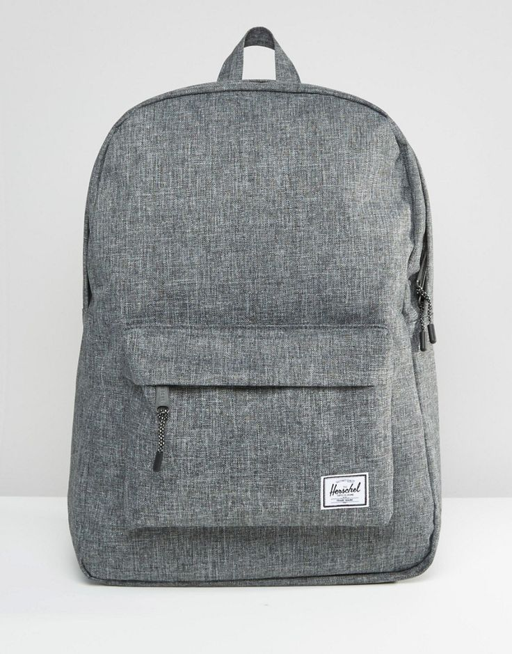 760ad4c4aafe Herschel Supply Co Classic Backpack In Grey 22L