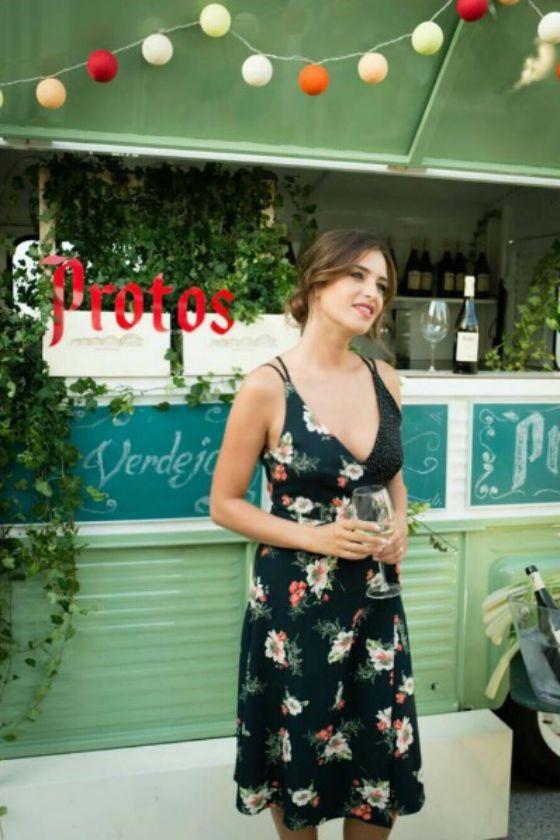 Sara Carbonero luce un vestido de Topshop en su último evento en Madrid. ¿Lo mejor? ¡Su precio!  #Modalia   http://www.modalia.es/celebrities/12474-sara-carbonero-en-madrid-con-vestido-de-topshop.html #saracarbonero #topshop #madrid