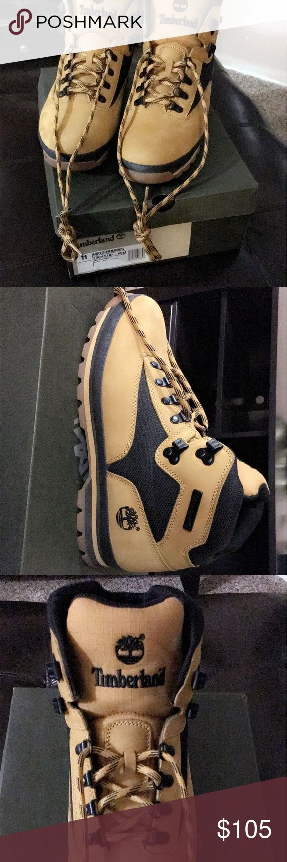 Timberland Euro Hiker Boot 10/10 condition. Will come double boxed. Timberland Shoes Boots