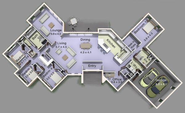 1000 Images About House Designs On Pinterest House