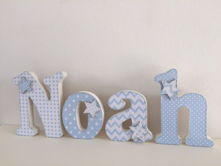 Wooden baby letters for nursery uk thenurseries for Wooden letters for baby nursery