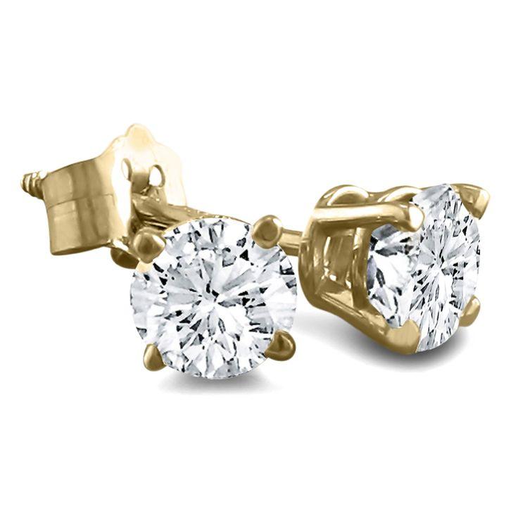 Big Diamond Earrings For Men | www.pixshark.com - Images ...