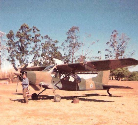 Aermacchi AM.3CM Bosbok (Bush-buck).