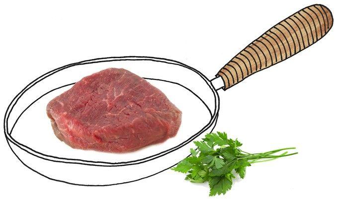 Basistechnieken les 3: Biefstuk bakken