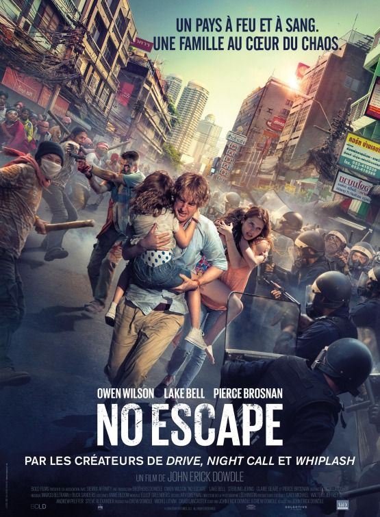 Click to View Extra Large Poster Image for No Escape