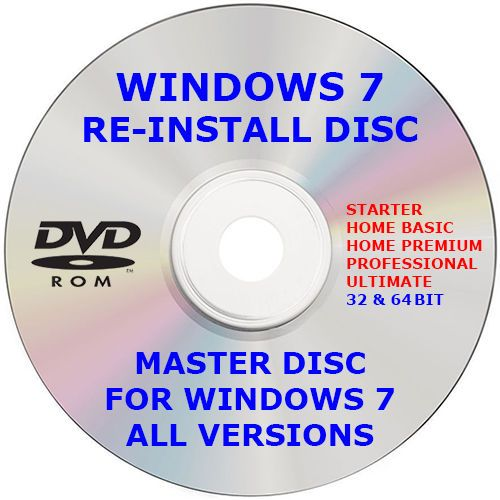 how to create windows 7 home install disk